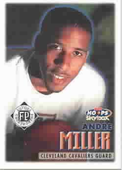 ANDRE MILLER CARDS