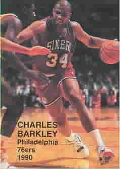 CHARLES BARKLEY CARDS