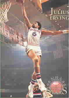 JULIUS ERVING CARDS