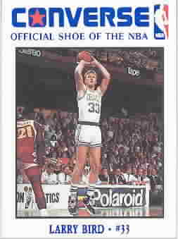 LARRY BIRD CARDS