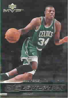 PAUL PIERCE CARDS