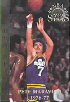 PETE MARAVICH CARDS