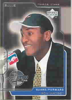 RON ARTEST CARDS