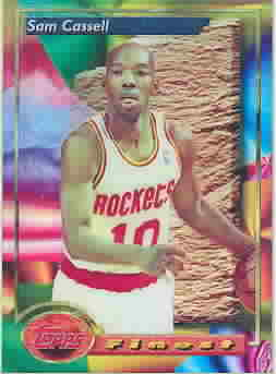 SAM CASSELL CARDS