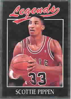 SCOTTIE PIPPEN CARDS