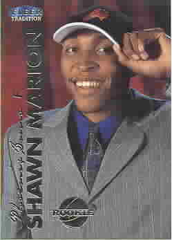 SHAWN MARION CARDS