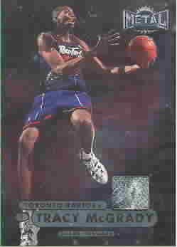 TRACY MCGRADY CARDS