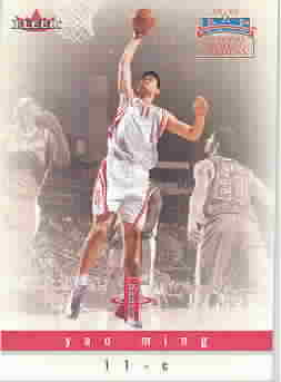 YAO MING CARDS