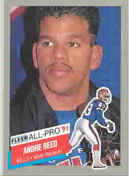 ANDRE REED CARDS