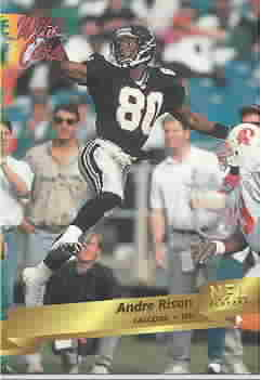 ANDRE RISON CARDS