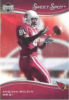 ANQUAN BOLDIN CARDS