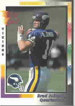 BRAD JOHNSON CARDS