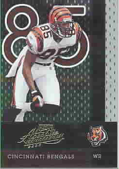 CHAD JOHNSON CARDS