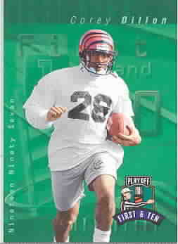 COREY DILLON CARDS