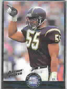JUNIOR SEAU CARDS