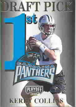 KERRY COLLINS CARDS