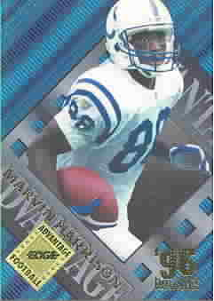 MARVIN HARRISON CARDS