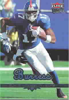 PLAXICO BURRESS CARDS