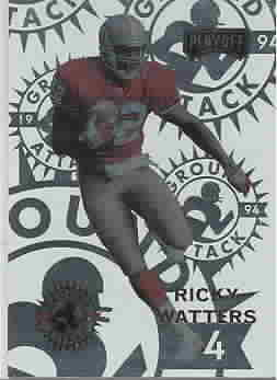 RICKY WATTERS CARDS
