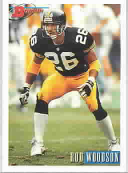ROD WOODSON CARDS