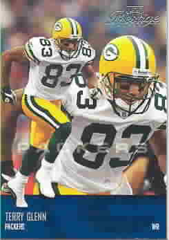TERRY GLENN CARDS