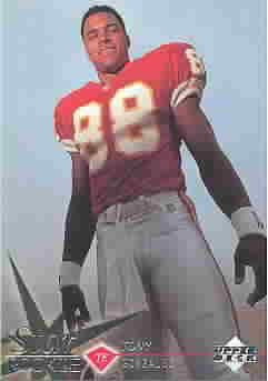 TONY GONZALEZ CARDS