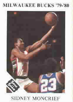 1979-80 1979-80 Milwaukee Bucks Spic'n'Span BASKETBALL