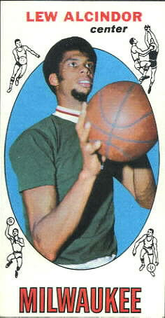 1969-70 TOPPS BASKETBALL