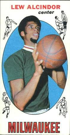 1969-70 TOPPS BASKETBALL