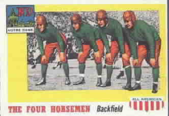 1955 Topps Football cards