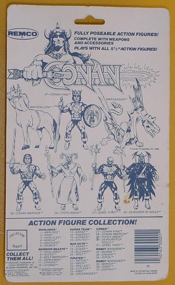 HE-MAN trivia Conan-backer